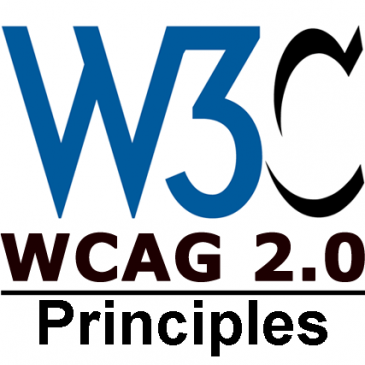 WCAG 2.0 – The 4 POUR Principles and 12 Guidelines