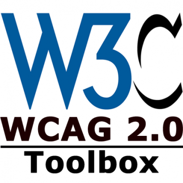 WCAG 2.0 Toolbox and Online Resources