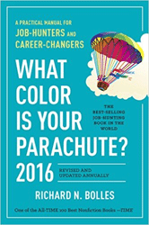 Book: What Colour is Your Parachute? by Richard N. Bolles