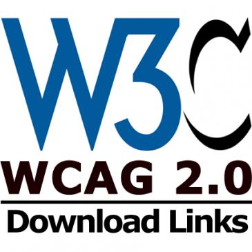 WCAG 2.0 – Formatting File Download Links