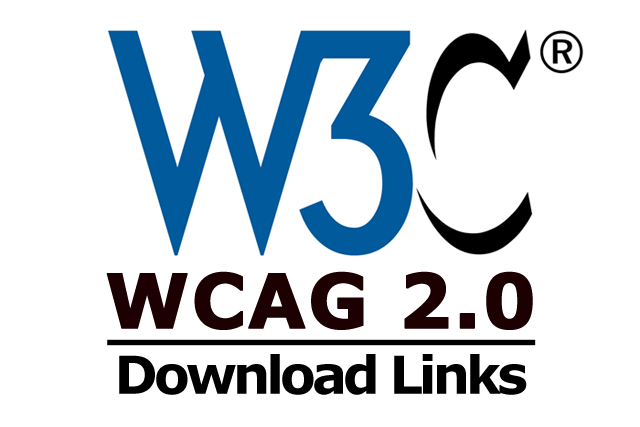 WCAG 2.0 – Formatting File Download Links