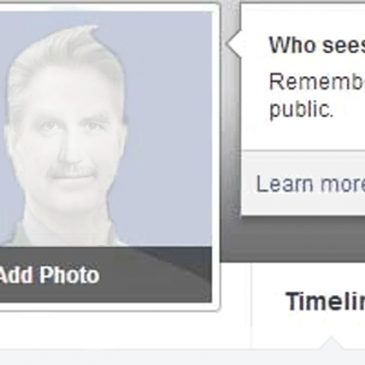 Changing Your Facebook Profile Photo