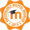 Badge: Particularly Helpful Moodler 2014
