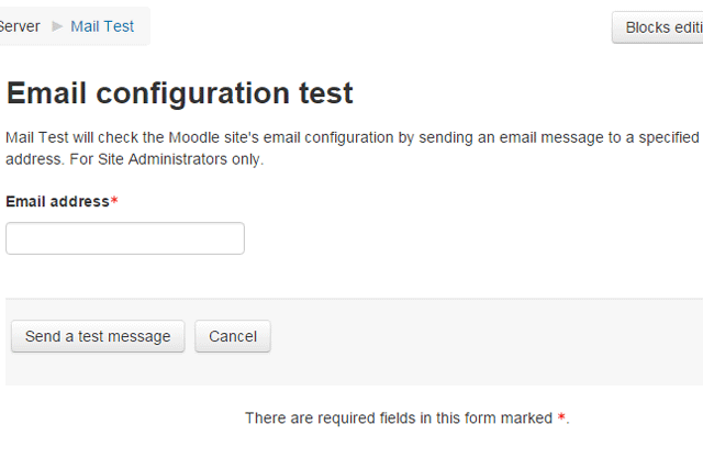 Download: Moodle Mail Test Plugin – Open Source