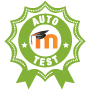 Badge: Auto Test